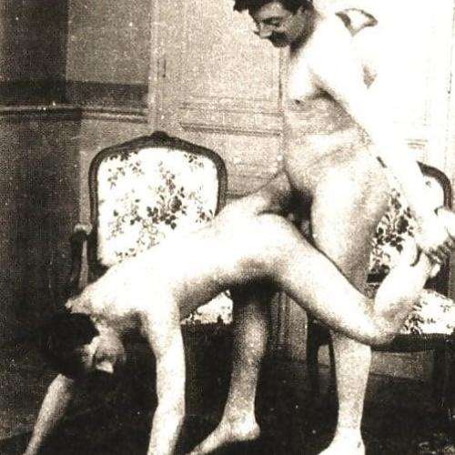 Vintage gay orgy