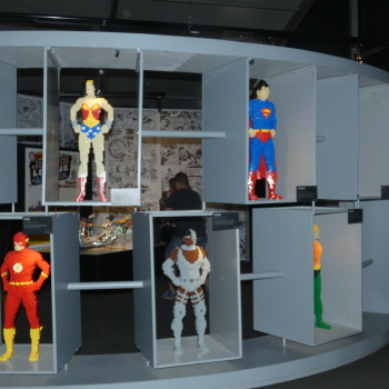 Exposition «The Art of the Bricks / DC Super Heroes» Z3XiDafG_t