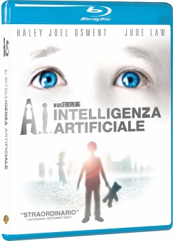 A.I. - Intelligenza artificiale (2001) BD-Untouched 1080p VC-1 DTS HD ENG AC3 iTA-ENG