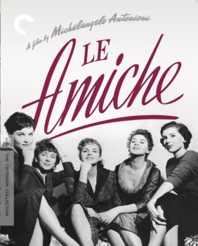 Le amiche (1955) [Criterion Collection] Full Blu-Ray 41Gb AVC ITA LPCM 1.0