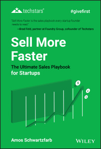 Sell More Faster  The Ultimate Sales Playbook    by Amos Schwartzfarb
