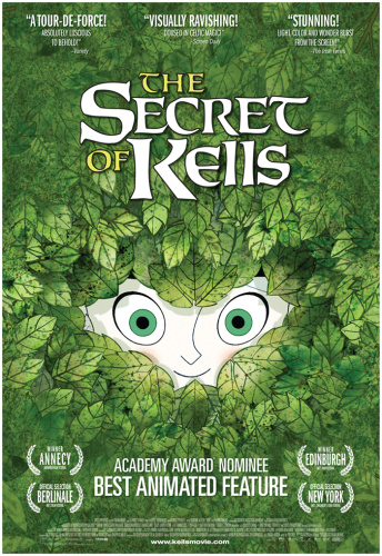 The Secret Of Kells (2009) BluRay 1080p YIFY