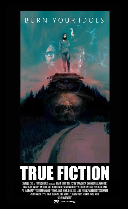 True Fiction 2019 720p WEBRip 800MB x264-GalaxyRG