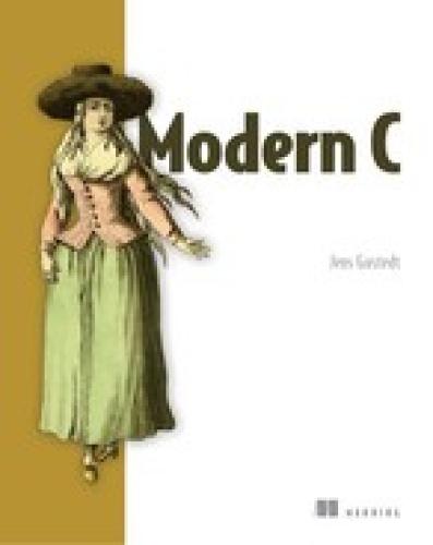 Modern C - Jens Gustedt