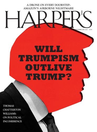 Harper's - February 2020 USA