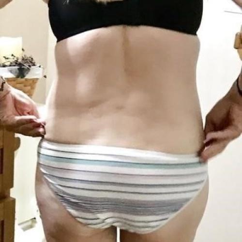 Naked boobs milf