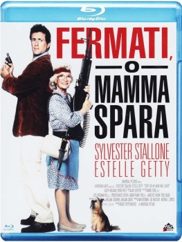 Fermati, o mamma spara (1992) Full Blu-Ray 16Gb AVC ITA ENG DD 5.1