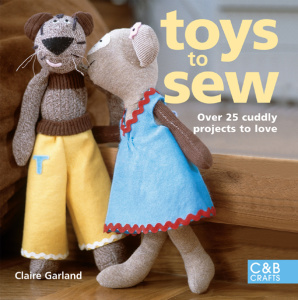 Toys to Sew Over 25 Cuddly Projects to Love