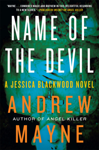 Name of the Devil - Andrew Mayne