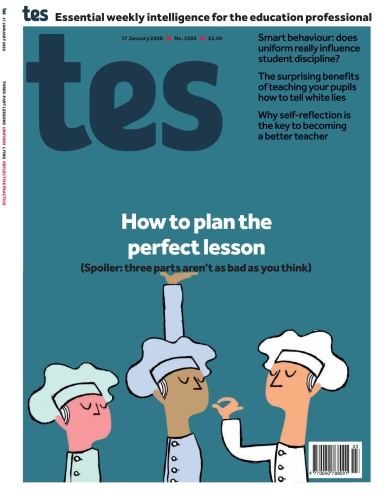 Times Educational Supplement January 17 (2020)