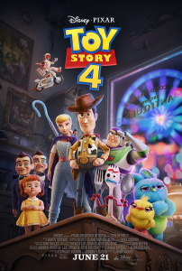 Toy Story 4 - 2019 BluRay Dual Audio Hindi 2 0 + English 5 1 720p x264 AAC ESub - ...