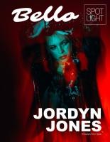 Jordyn Jones -                             Bello Magazine Issue #170 June (2018).