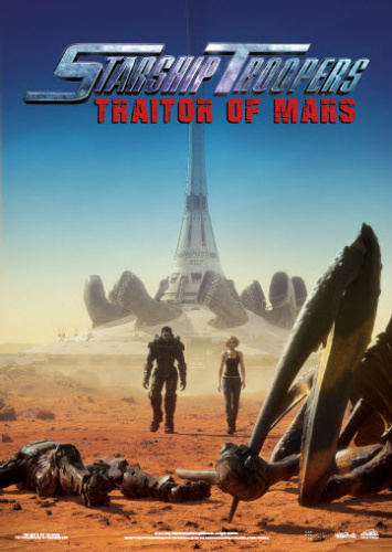 Starship Troopers - Traitor of Mars (2017) 720p BluRay x264 Eng Subs Dual Audio Hi...