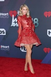 Paris Hilton -      iHeartRadio Music Awards Inglewood California March 11th 2018.