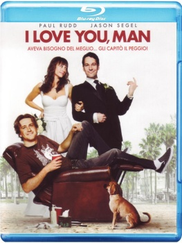 I Love You, Man (2009) Full Blu-Ray 44Gb AVC ITA DD 5.1 ENG TrueHD 5.1 MULTI