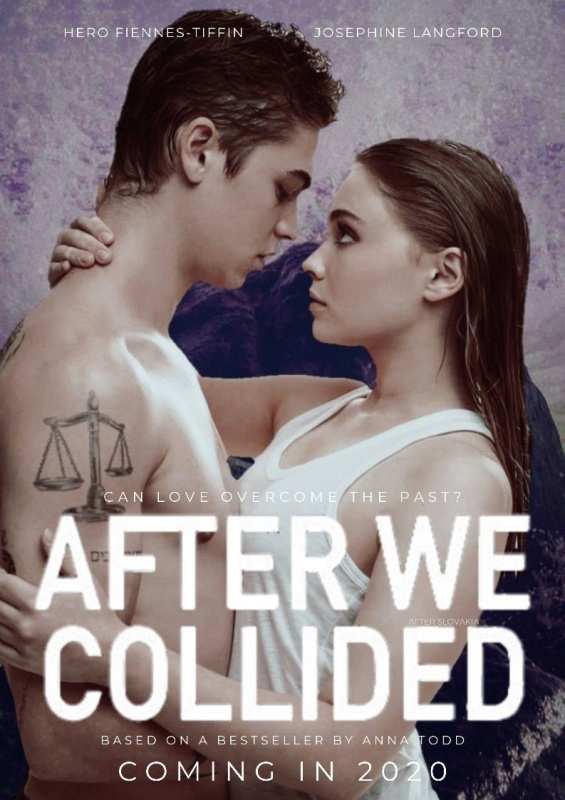 After We Collided 2020 English 720p WEB-HD 850MB