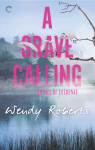 A Grave Calling - Wendy Roberts