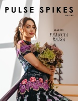 Francia Raisa -                  Pulse Spikes Magazine Spring (2018).