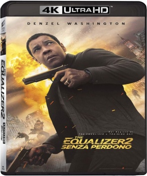 The Equalizer 2 - Senza perdono (2018) Full Blu-Ray 4K 2160p UHD HDR 10Bits HEVC ITA DTS-HD MA 5.1 ENG Atmos/TrueHD 7.1 MULTI