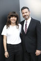 Courtney Barnett - Jimmy Kimmel Live: August 2nd 2018