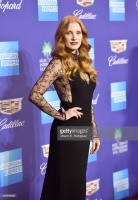 Jessica Chastain - 29th Annual Palm Springs (CA) International Film Festival Awards Gala 1/2/18