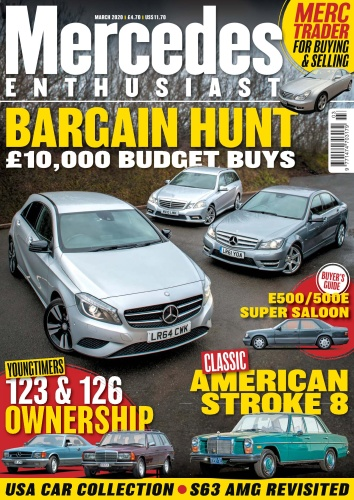 Mercedes Enthusiast - March (2020)
