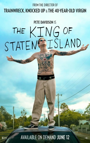 The King Of Staten Island 2020 HDRip XviD AC3-EVO