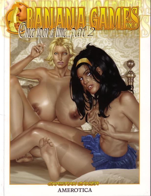 Adult Comics Collection