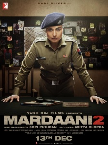 Mardaani 2 (2019) Hindi 720p CAM x264 AAC ⭐NO LOGO⭐
