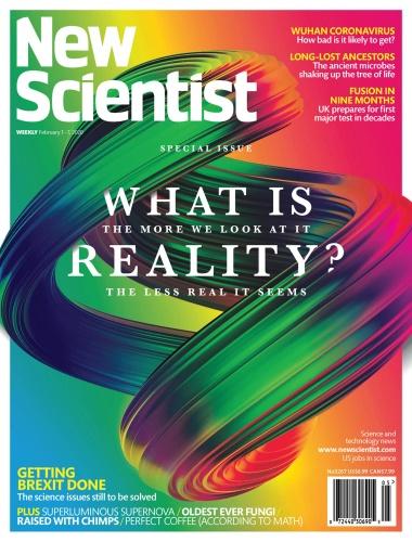 New Scientist 02 1 (2020)