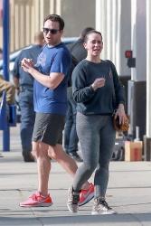 Jennifer Love Hewitt Leaving a Gym in Studio City, California - 10/30/18