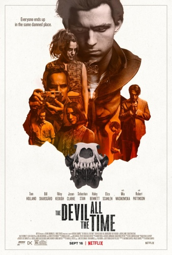 The Devil All the Time 2020 1080p NF WEB-DL DDP5 1 Atmos x264-EVO