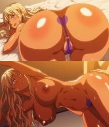 [Hentai Video] OVA バカだけどチンチンしゃぶるのだけは