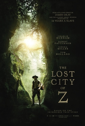 The Lost City of Z (2016) 1080p Blu-Ray x264 [Multi Audio][Hindi+Telugu+Tamil+English]