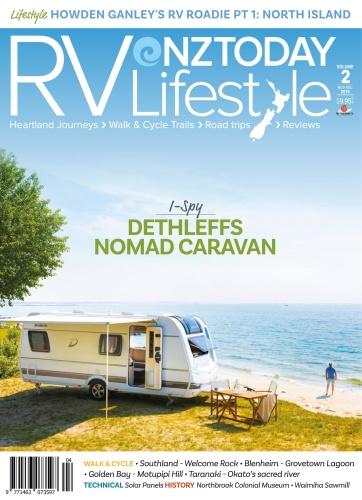 RV Travel Lifestyle - November (2019)