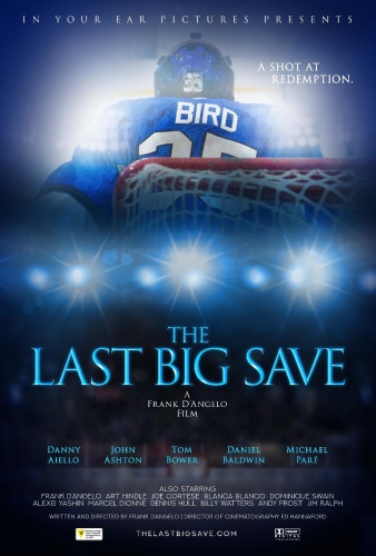 The Last Big Save 2019 HDRip AC3 x264-CMRG