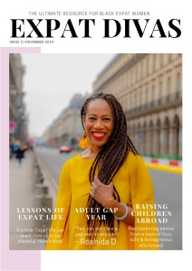 Expat Divas Magazine - Issue 2 - November (2019)