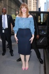 Bryce Dallas Howard - outside SiriusXM Studios in NYC 6/14/18