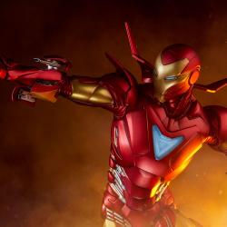 Iron Man Extremis Mark II - Statue (Sideshow) GFZCfg0t_t