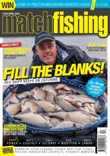Match Fishing - April (2020)