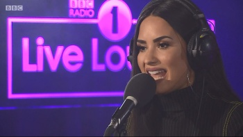 Demi Lovato - BBC Radio 1 Live Lounge 13th November 2017 1080i HDMania