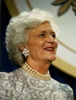 R.I.P. Barbara Bush (1925-2018).
