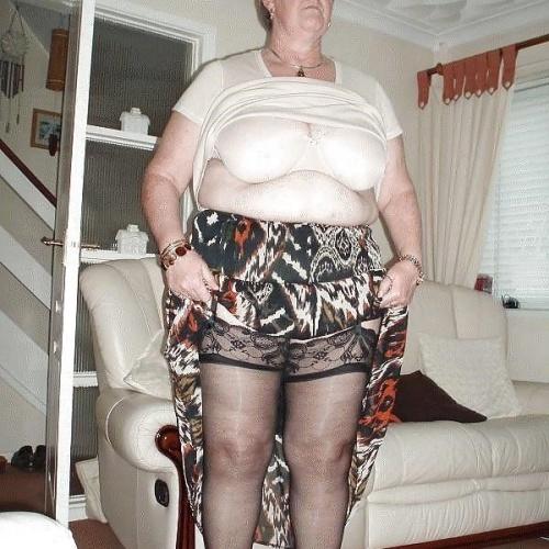 Fat british granny porn
