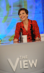Maggie Gyllenhaal - The View: October 11th 2018