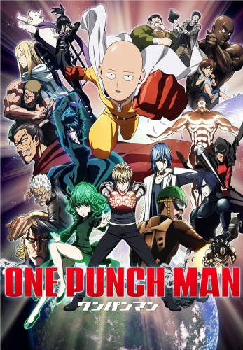 One-Punch Man (2019) - 11 - The Varieties of Pride [KaiDubs] [720p]