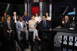 Naomi Ackie - Jimmy Kimmel Live: December 16th 2019