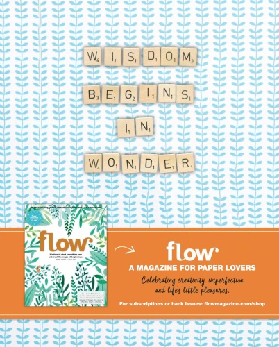 Flow International - November 01 (2018)