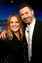 Melissa McCarthy - Jimmy Kimmel Live: May 7th 2018