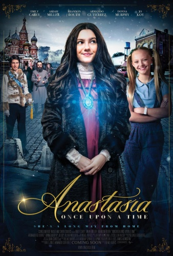 Anastasia Once Upon a Time 2019 720p WEBRip 800MB x264-GalaxyRG