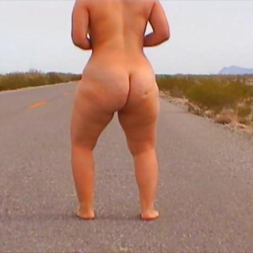 Sexy petite nude